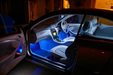 Quicksilver automotive interior lighting for Led lighting for cars interior